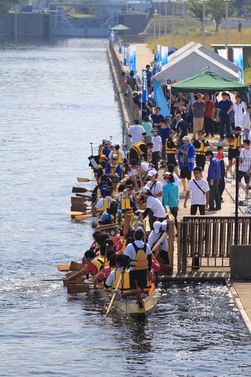 中川運河大会