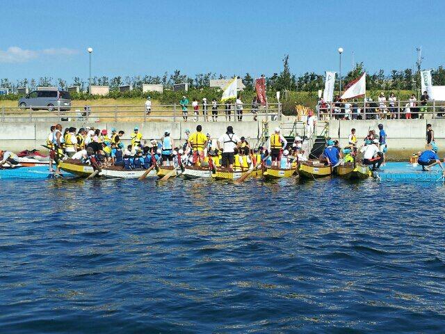 2012KIXドラゴンボート大会