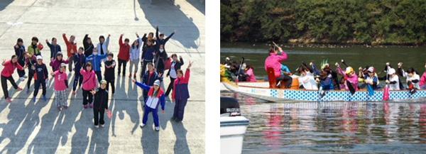 第4回ドランゴンボート女子会